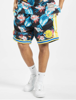 Mitchell & Ness Pantalón cortos NBA Golden State Warriors Swingman colorido