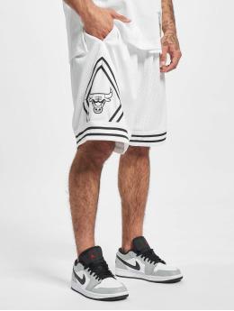 Mitchell & Ness Short Swingman Chicago Bulls white