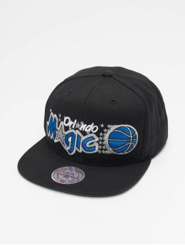 Mitchell & Ness Snapback NBA Orlando Magic Wool Solid èierna