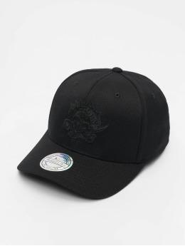 Mitchell & Ness Snapback Cap NBA Toronto Raptors 110 Black On Black black