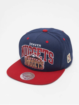 Mitchell & Ness Snapback Cap NBA Team Arch 2 Tone blue