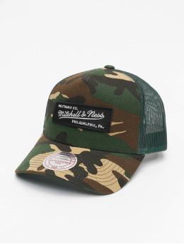Mitchell & Ness snapback cap Own Brand Box Logo Classic camouflage