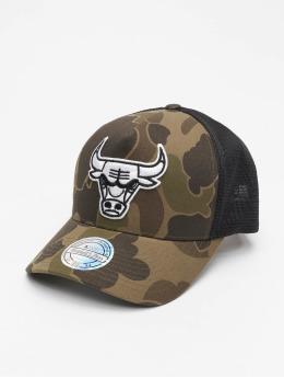 Mitchell & Ness snapback cap NBA Chicago Bulls 110 camouflage