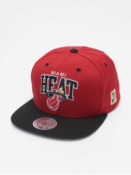 Mitchell & Ness Snapback Cap NBA Team Arch 2 Tone Snapback red