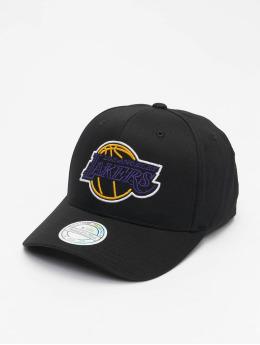 Mitchell & Ness Snapback Cap L.A. Lakers schwarz