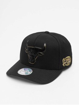 Mitchell & Ness Snapback Caps NBA Presto čern
