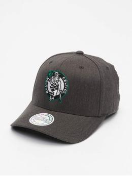 Mitchell & Ness Snapback Caps NBA Boston Celtics Team Pop šedá