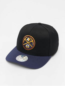 Mitchell & Ness Snapback Caps NBA Denver Nuggets 110 2 Tone musta