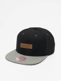 Mitchell & Ness Snapback Caps OB Prime musta
