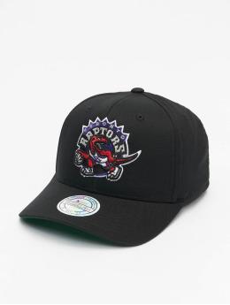 Mitchell & Ness Snapback Caps T. Raptors Team Logo High Crown 6 Panel 110 musta