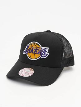 Mitchell & Ness Snapback Caps NBA L.A. Lakers Team Logo Classic musta
