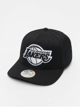 Mitchell & Ness Snapback Caps NBA LA Lakers 110 svart