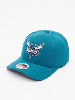 Mitchell & Ness Snapback Caps Team Ground Charlotte Hornets Stretch vihreä