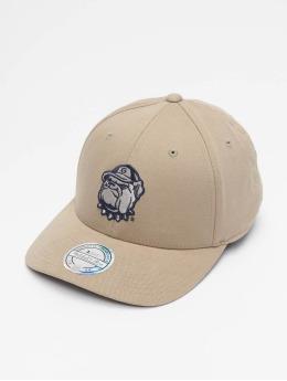 Mitchell & Ness Snapbackkeps NCAA Snapback Low Pro Team Logo beige