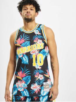 Mitchell & Ness T-skjorter NBA Golden State Warriors mangefarget