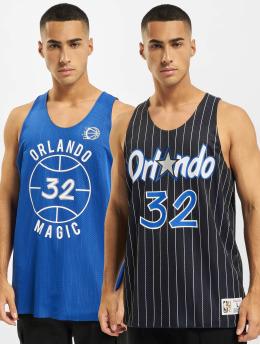 Mitchell & Ness Tank Tops Reversible Orlando Magic Shaquille O'neal  schwarz