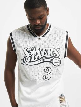 Mitchell & Ness Tank Tops Swingman Philadelphia 76ers Allen Iverson weiß