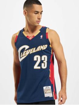Mitchell & Ness Tanktop NBA Swingman Cleveland Cavaliers Lebron James blauw