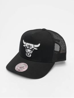 Mitchell & Ness trucker cap NBA Chicago Bulls Classic Trucker zwart
