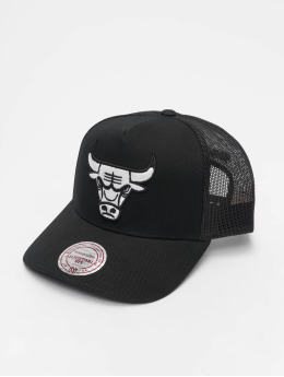 Mitchell & Ness Trucker Caps NBA Chicago Bulls Classic Trucker čern