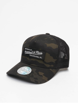 Mitchell & Ness Trucker Caps Multicam Own Brand camouflage