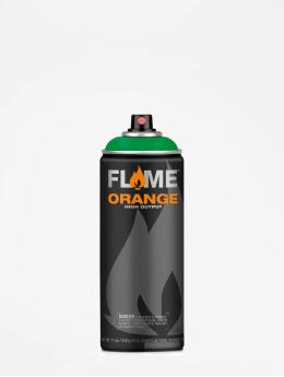 Molotow Краска аэрозольная Flame Orange 400ml Spray Can 629 Saftgrün зеленый
