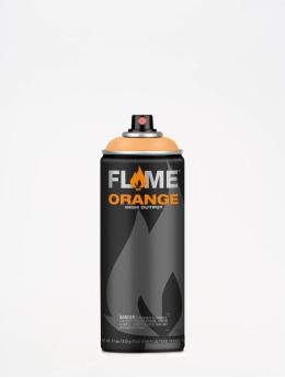 Molotow Краска аэрозольная Flame Orange 400ml Spray Can 200 Pfirsich оранжевый