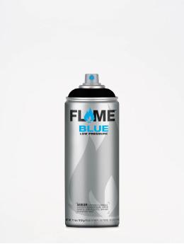 Molotow Краска аэрозольная Flame Blue 400ml Spray Can 904 Tiefschwarz черный