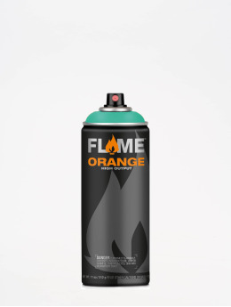 Molotow Bombes Flame Orange 400ml Spray Can 601 Crazy Riviera bleu