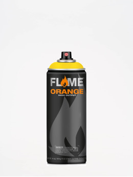 Molotow Bombes Flame Orange 400ml Spray Can 104 Kadmiumgelb jaune