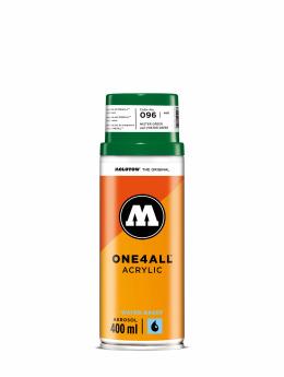 Molotow Bombes One4All Acrylic Spray 400ml Spray Can 096 Mister Green vert