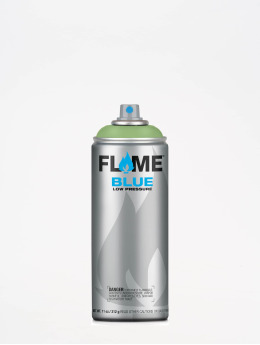 Molotow Bombes Flame Blue 400ml Spray Can 656 Tarzangrün vert