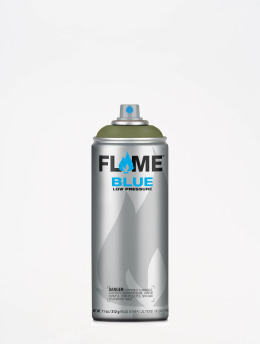 Molotow Bombes Flame Blue 400ml Spray Can 658 Tarngrün vert