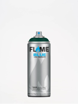 Molotow Bombes Flame Blue 400ml Spray Can 668 Menthol Dunkel vert