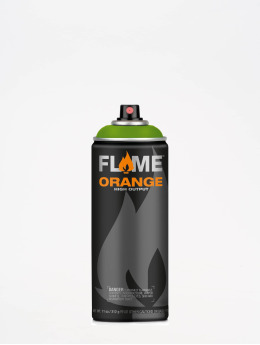 Molotow Bombes Flame Orange 400ml Spray Can 644 Kiwi Dunkel vert