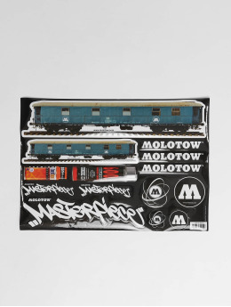 Molotow Equipment Sticker Sheet bunt