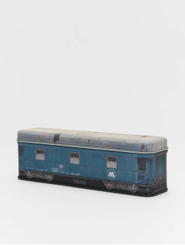 Molotow Equipos Train Steel Box azul