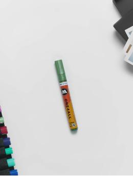 Molotow Marker Marker ONE4ALL 4mm 227HS metallic hellgrün green