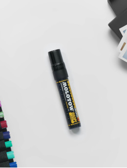 Molotow Marker Masterpiece 660PI Coversall Marker 15mm Broad Tip schwarz