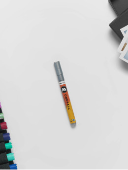 Molotow Marker Marker ONE4ALL 2mm 127HS metallic_silber silberfarben