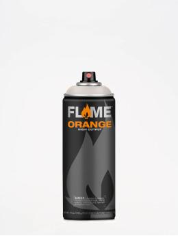 Molotow Pulverizador Flame Orange 400ml Spray Can 834 Hellgrau Neutral gris