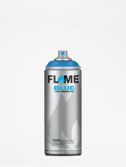 Molotow Spray Cans Flame Blue 400ml Spray Can 518 Cremeblau blue