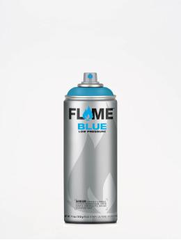 Molotow Spray Cans Flame Blue 400ml Spray Can 616 Aqua Hell blue