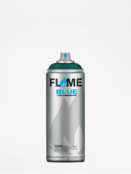 Molotow Spray Cans Flame Blue 400ml Spray Can 620 Aqua Dunkel blue