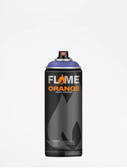 Molotow Spray Cans Flame Orange 400ml Spray Can 418 Veilchen blue