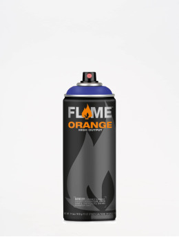 Molotow Spray Cans Flame Orange 400ml Spray Can 426 Kosmosblau blue