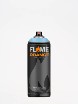 Molotow Spray Cans Flame Orange 400ml Spray Can 504 Lichtblau Hell blue