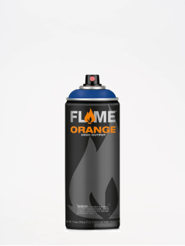 Molotow Spray Cans Flame Orange 400ml Spray Can 514 Echtblau blue