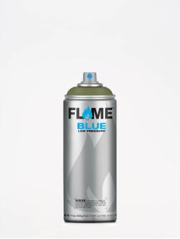 Molotow Spray Cans Flame Blue 400ml Spray Can 658 Tarngrün green