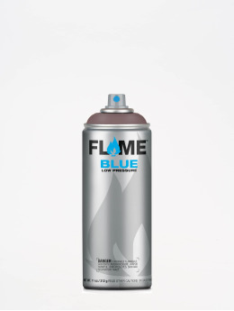 Molotow Spray Cans Flame Blue 400ml Spray Can 812 Terracottagrau grey